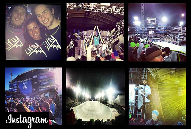 Instagram X Games